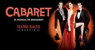 Cabaret El Musical de Broadway en Madrid