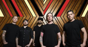 Billy Talent European Tour 2016