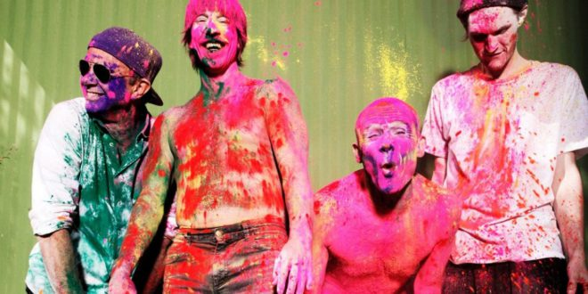 Red Hot Chili Peppers UK Tour 2016