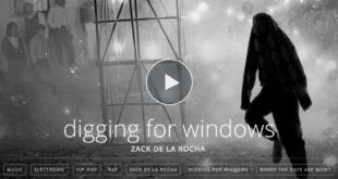 zach-de-la-rocha saca nuevo tema en solitario despues de 10 años