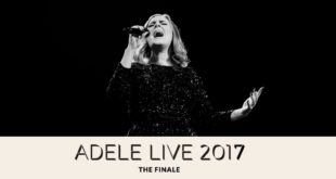 Adele World Tour Finale