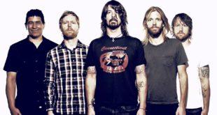 Gira Europea Foo Fighters